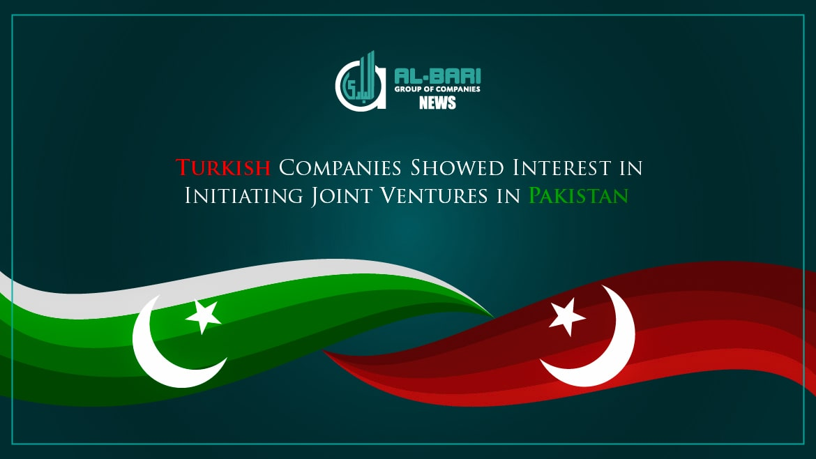 turkey Pakistan business join venture