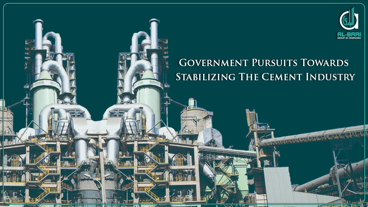 The Cement Industry Stabilizing After three Decade