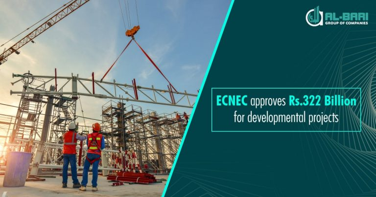 ECNEC Approves Rs.322 Billion for Developmental Projects