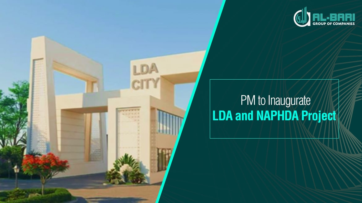 PM to Inaugurate LDA and NAPHDA Project