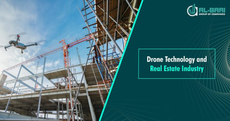 Drone Technology in Real Estate Industry