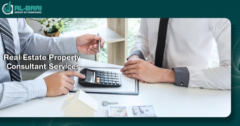 Real Estate Property Consultant Service