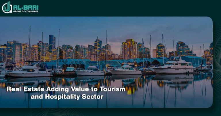 real estate investment tourism sector